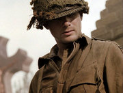 Matthew Settle as Ronald Speirs in Band of Brothers